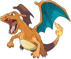 Pokemon: Charizard!
