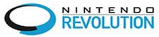 Nintendo Revolution Logo